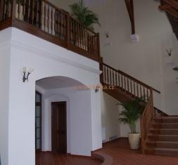 Obklady schodiště