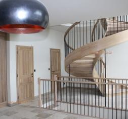 Točené schodiště